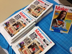 make magazine - maker faire in seattle