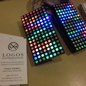 LEDs everywhere
